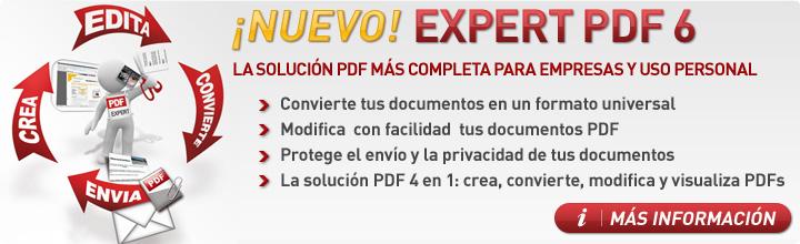 Crea, Edita y Convierte PDFs